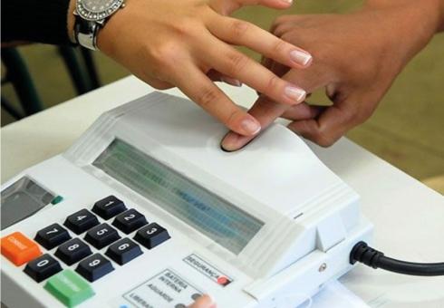 Já fez sua biometria?
