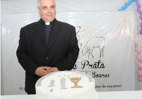 Jubileu de Prata do Padre Luis Fernando